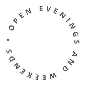 Open evenings and weekends
