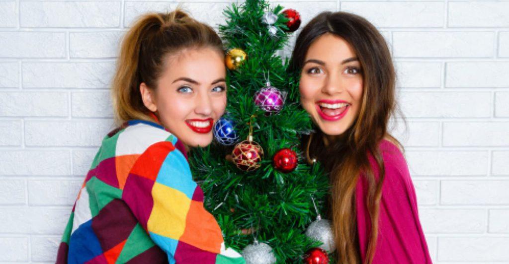 Christmas teeth tips